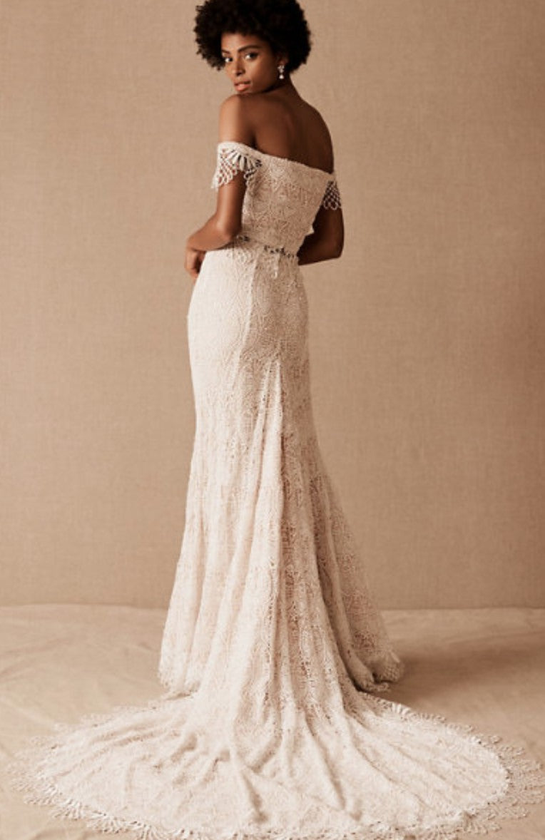 BHLDN Daughters of Simone Ophelia Gown
