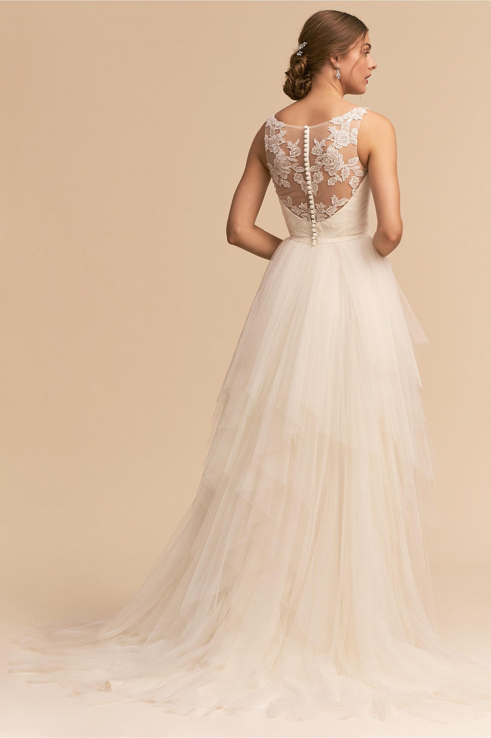 BHLDN Whispers & Echoes Majestic Ballgown