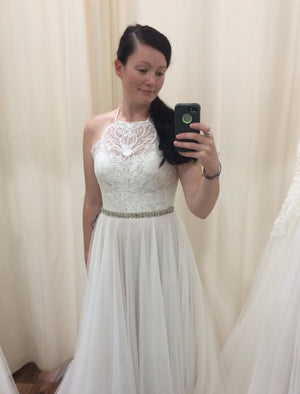 BHLDN Wtoo by Watters Claremore Gown