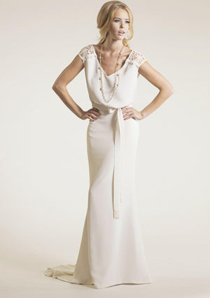 Amy Kuschel - Luna Sample Gown