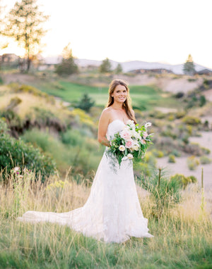 BHLDN Whispers & Echoes Denver Gown