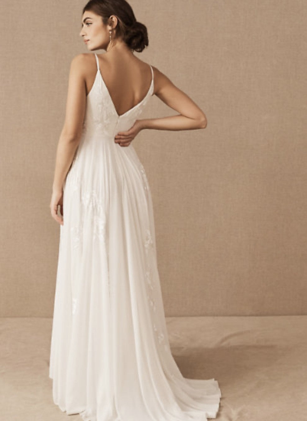 BHLDN Bonaire Dreams of You Gown