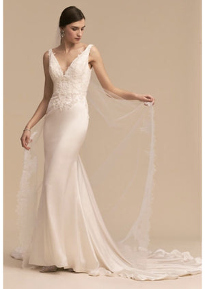 BHLDN Whispers & Echoes Oceana Gown