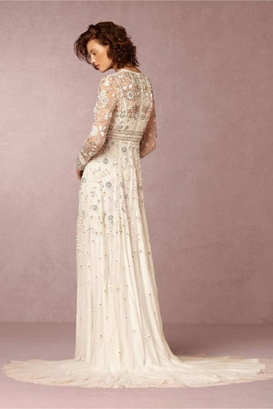 BHLDN Needle & Thread Tabitha Gown