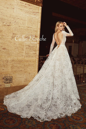 Calla Blanche - 18231 Sarah Sample Gown