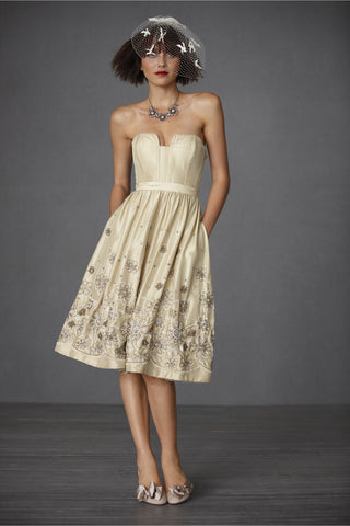 BHLDN Metropolis Wedding Dress