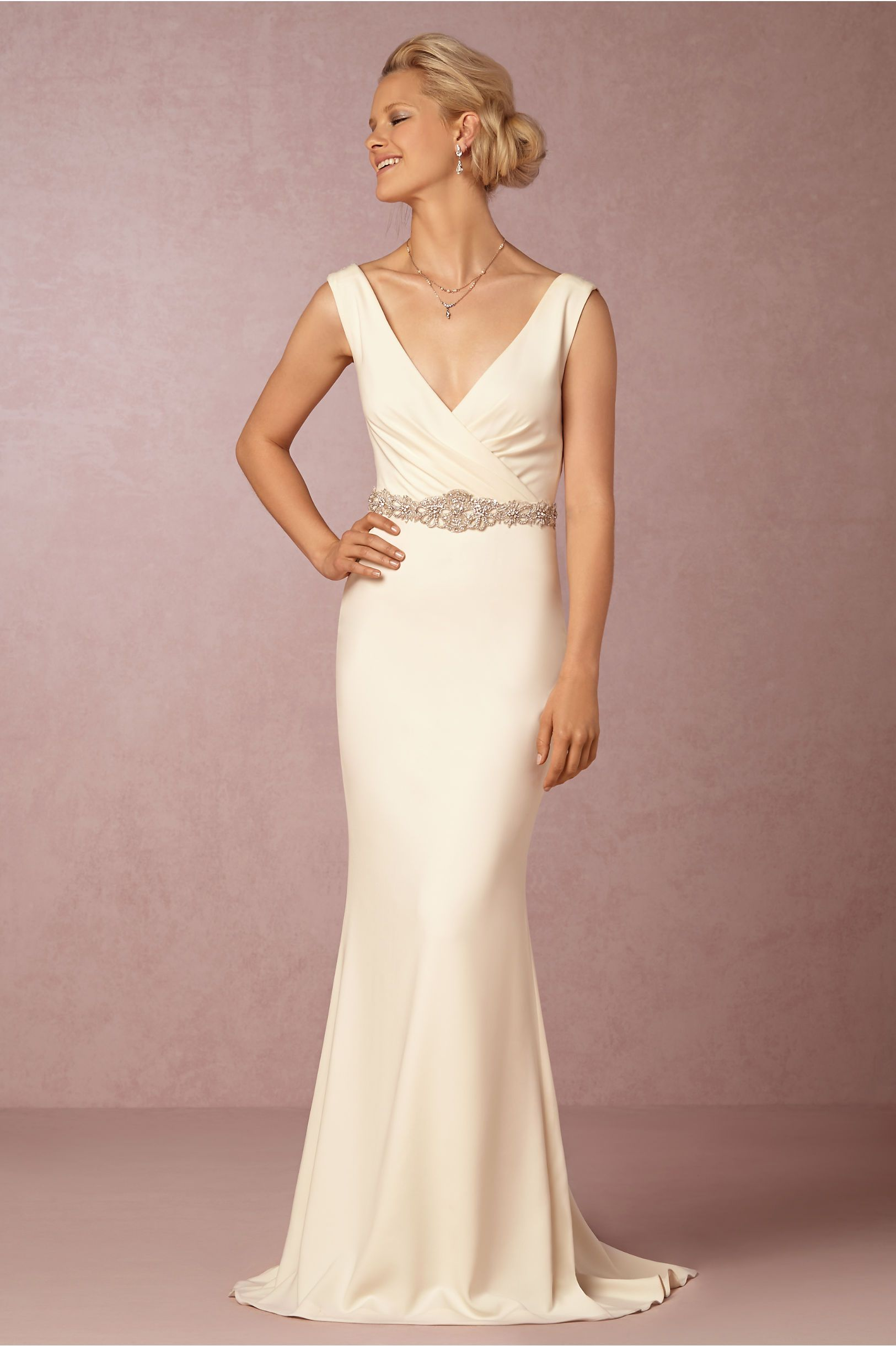 BHLDN Badgley Mischka Livia Gown