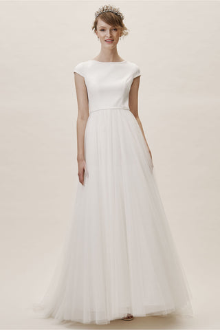BHLDN Jenny Yoo Fitzwater Gown