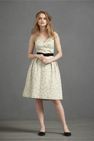 BHLDN Lace Fairchild Dress - Ivory