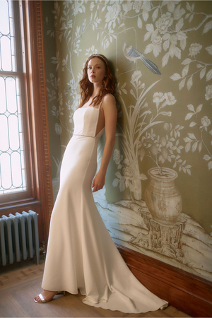 BHLDN Willowby Lenox Gown