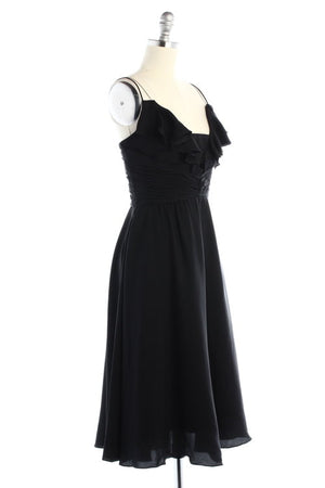 BHLDN Couplet Dress - Black