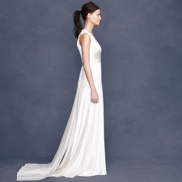 J. Crew Rosabelle Wedding Gown