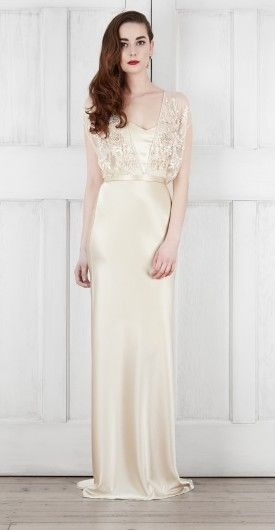 BHLDN Catherine Deane Zaden Gown