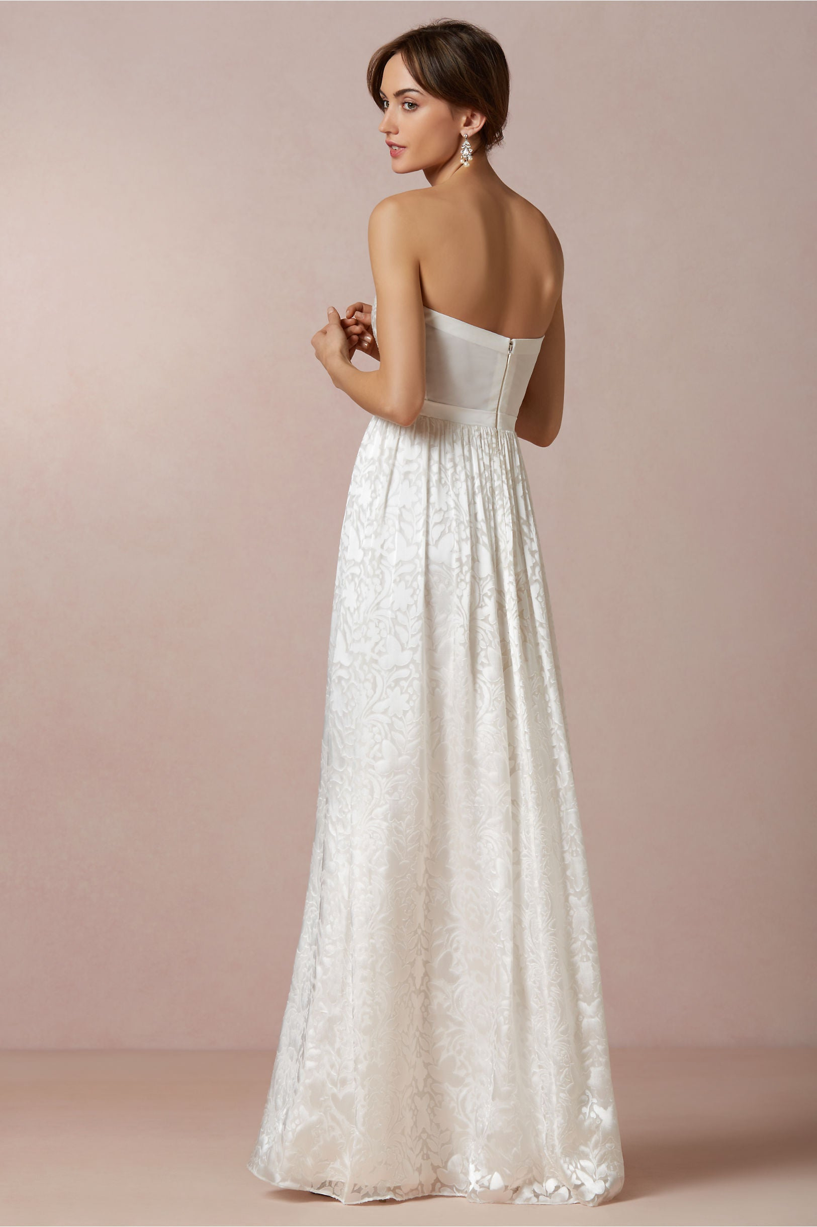 BHLDN Hyacinth Dress