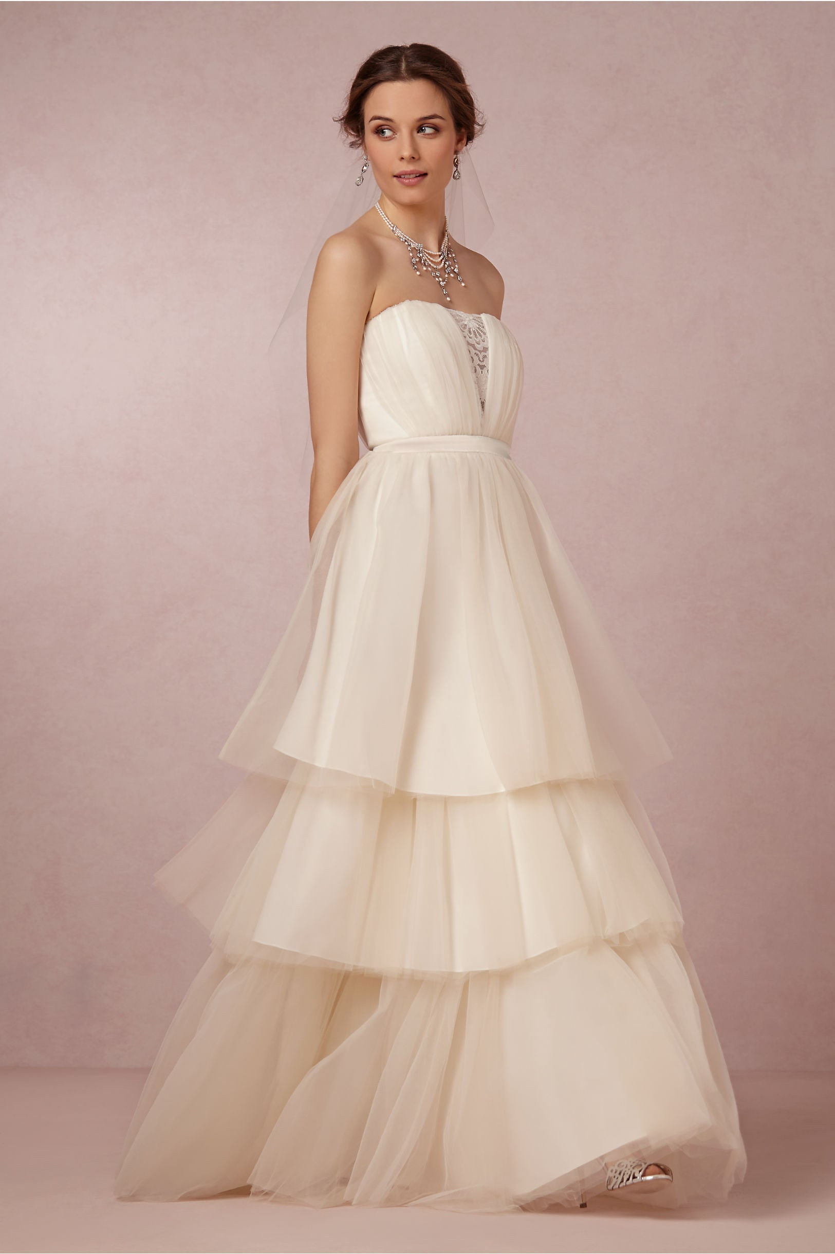 BHLDN Badgley Mischka Faye Gown