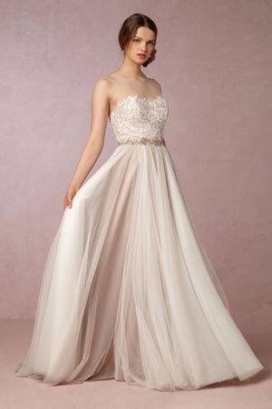 BHLDN Willowby by Watters Love Marley Penelope Gown 53707