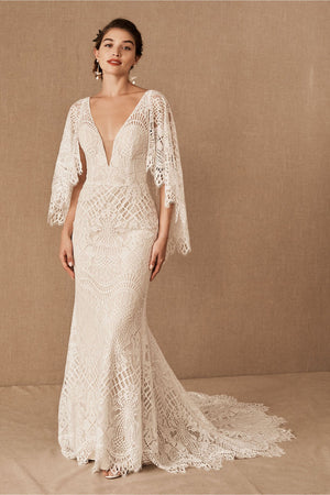 BHLDN Odalis Gown