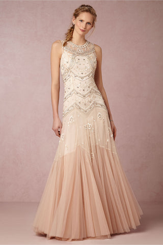 BHLDN Cate Gown - Defects