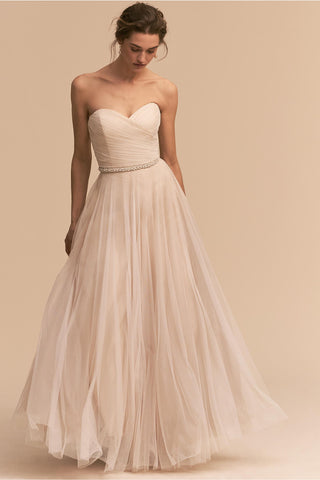 BHLDN Watters Calla Gown