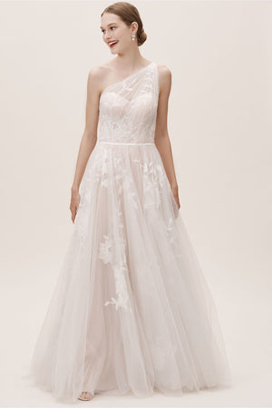 BHLDN Willowby Acantha Gown