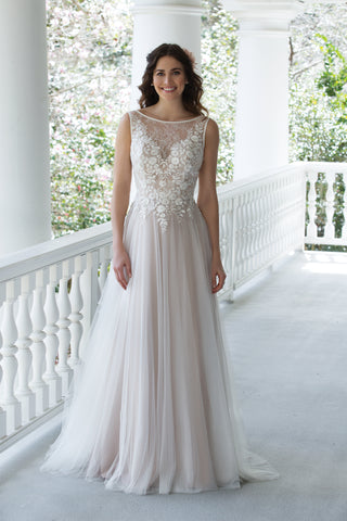 Sincerity by Justin Alexander - 3945 Sample Gown