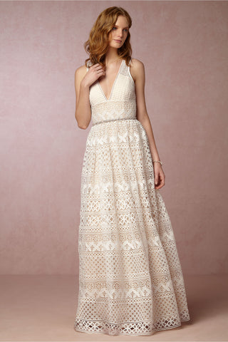 BHLDN Teagan Gown