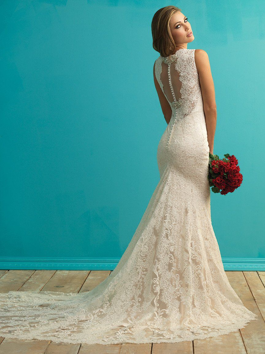 Allure Bridals - 9253 Sample Gown