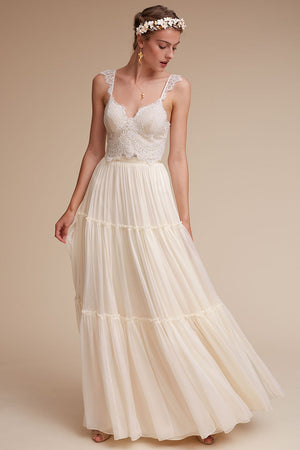 BHLDN Catherine Deane Iris Bodice Top