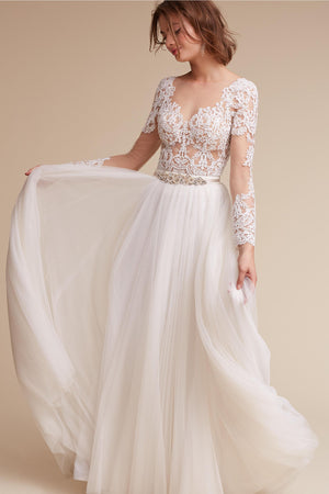 BHLDN Willowby Watters Amora Skirt