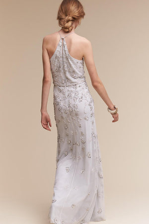 BHLDN Lotus Threads Starling Gown