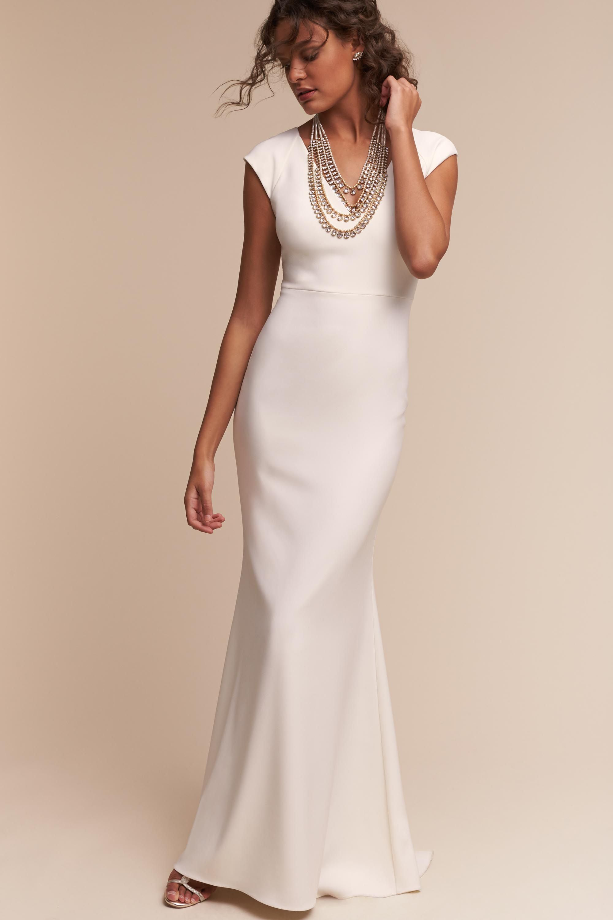 BHLDN Badgley Mischka Sawyer Gown