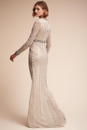 BHLDN Terani Couture Carraway Gown