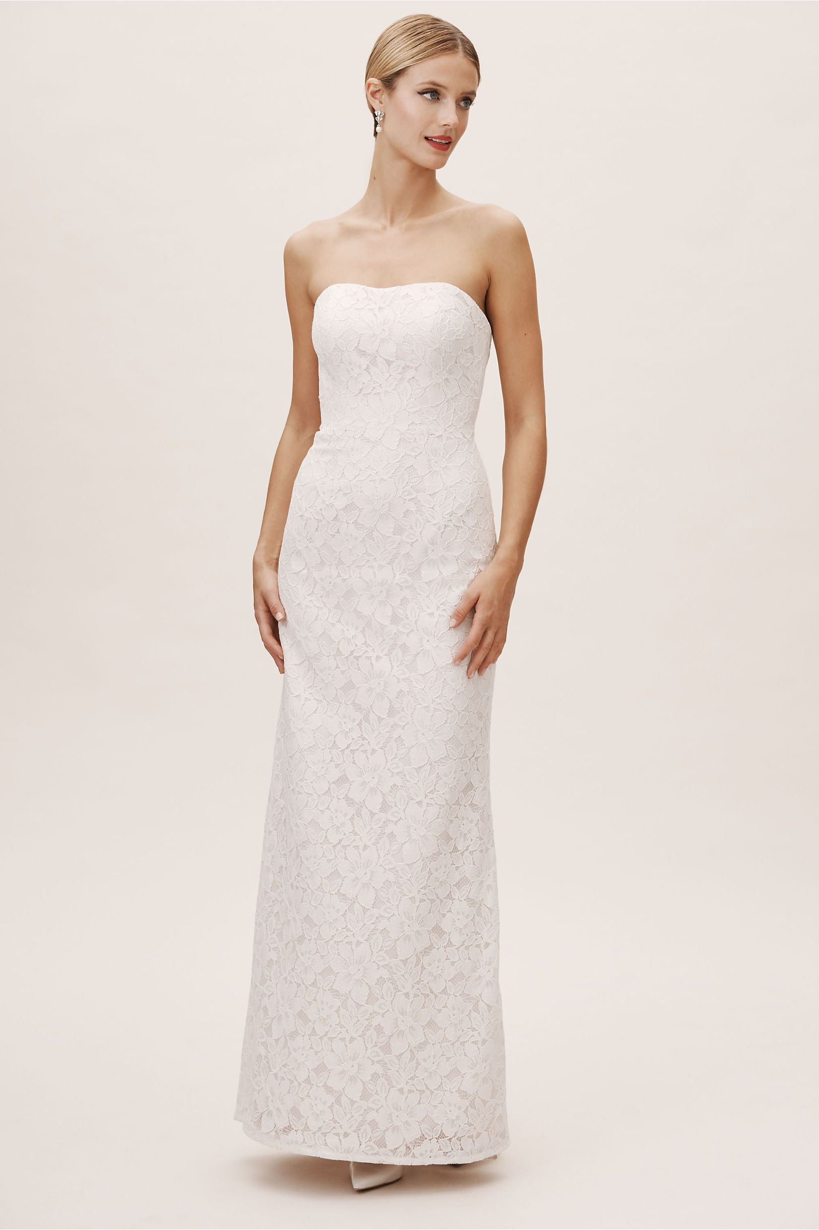 BHLDN Whispers & Echoes Eastcote Gown