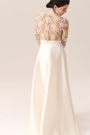 BHLDN Serena Willowby by Watters Gown