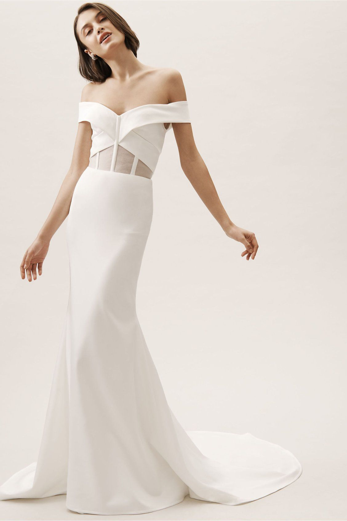 BHLDN Chosen by One Day Hamilton gown
