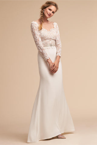 BHLDN Langston Gown