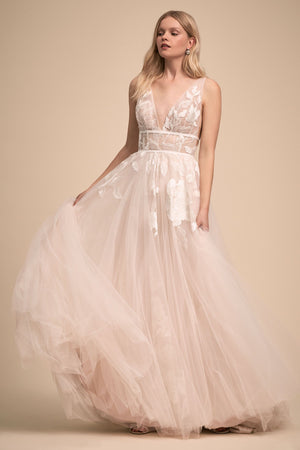 BHLDN Willowby by Watters Hearst Gown
