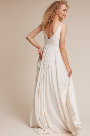 BHLDN Dreams of You Bonaire Gown