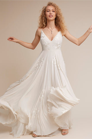 BHLDN Dreams of You Gown - Defect