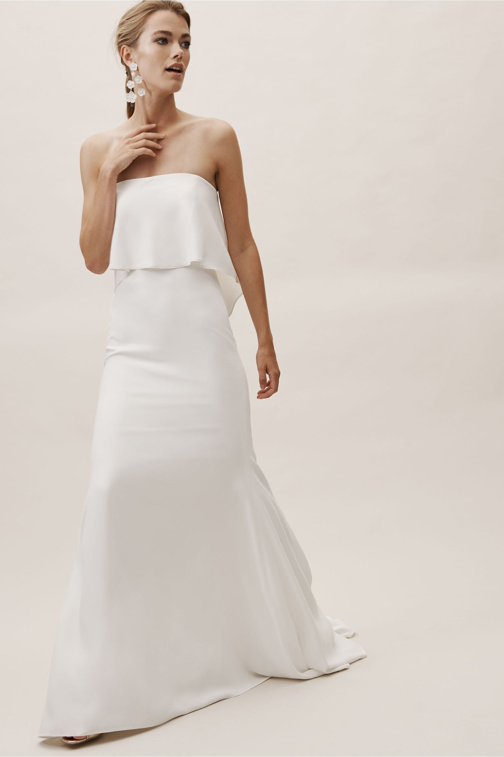 BHLDN Whispers & Echoes Gramercy Gown