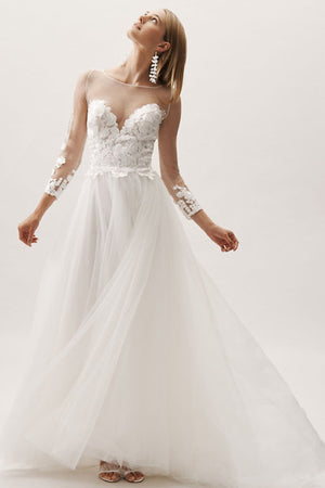 BHLDN Virna Gown