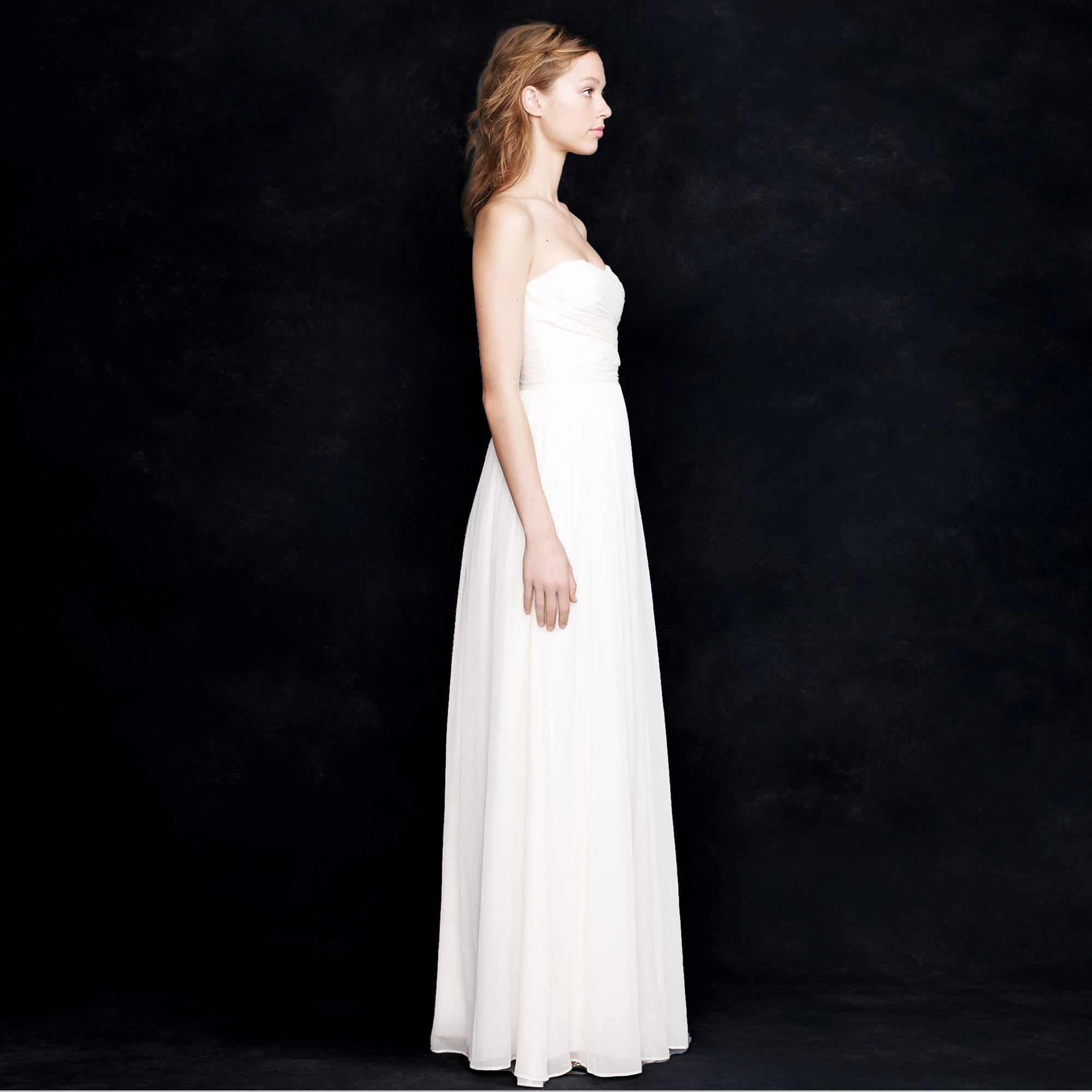 J. Crew Arabelle Wedding Gown - Adinas Bridal