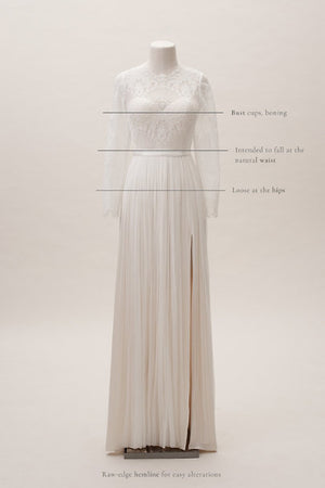 BHLDN Catherine Deane Nola Gown