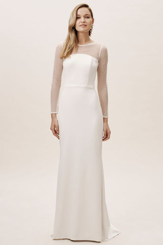 BHLDN Amy Kuschel Cat Gown