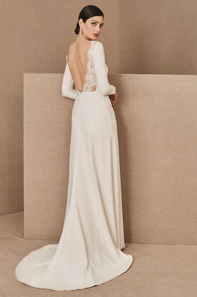 BHLDN Amy Kuschel Redding Gown