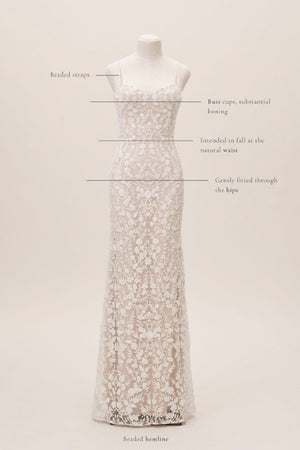 BHLDN Jenny Yoo Marseille Gown
