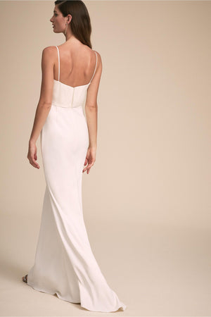 BHLDN Badgley Mischka At Last Gown