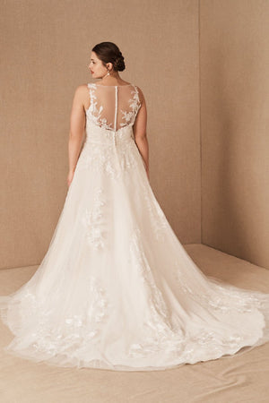 BHLDN Marceline Gown