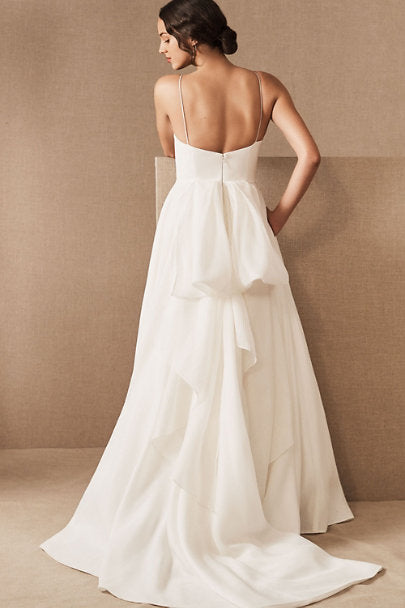 BHLDN Jenny Yoo Piper Gown
