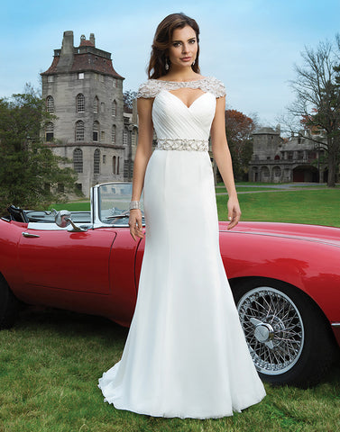 Justin Alexander - 8735 Sample Gown
